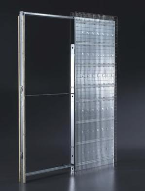 Cruz puertas y molduras s l estructura correderas armazon for Armazon puerta corredera bricomart